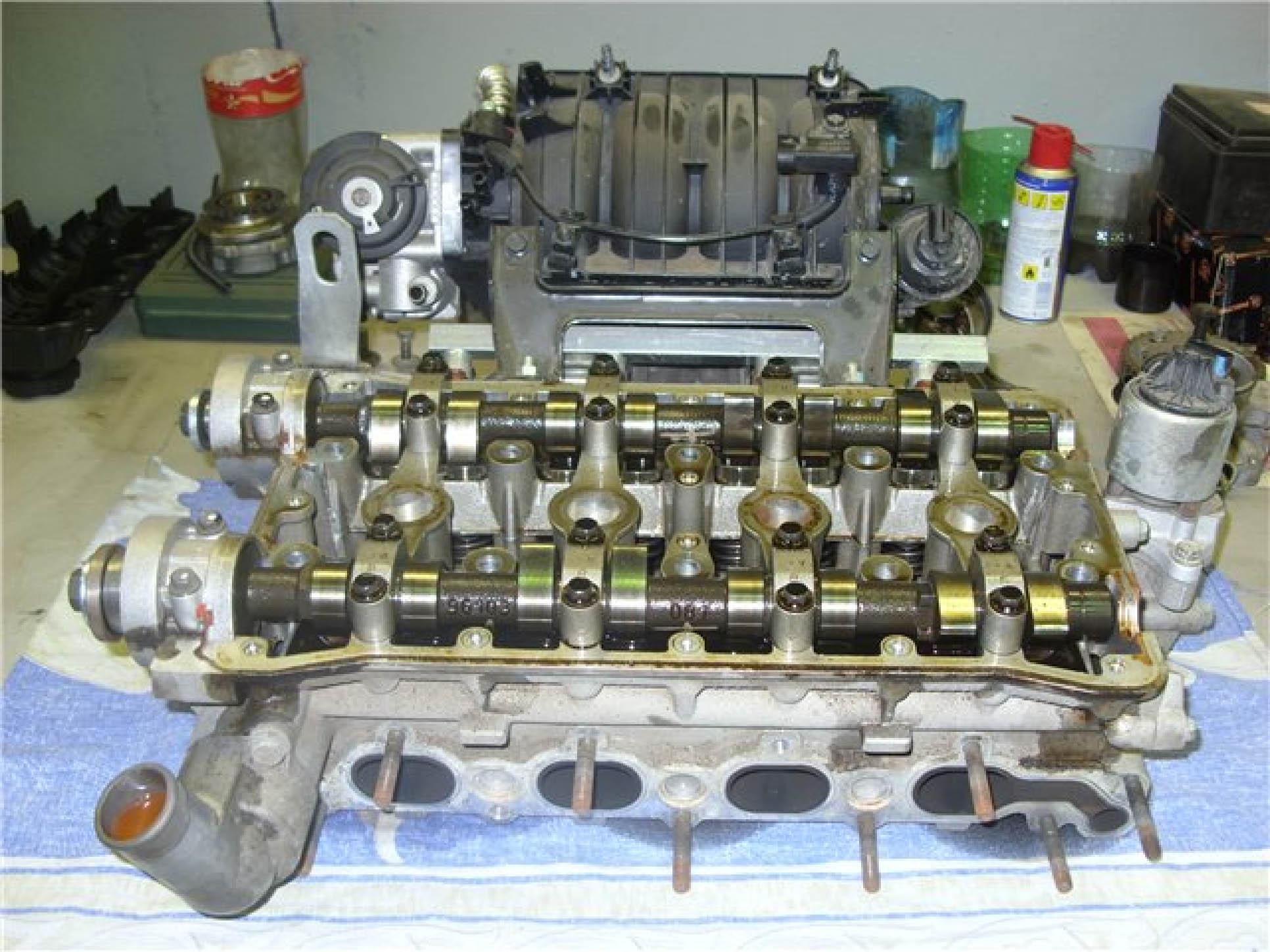 Фото двигателя шевроле лачетти